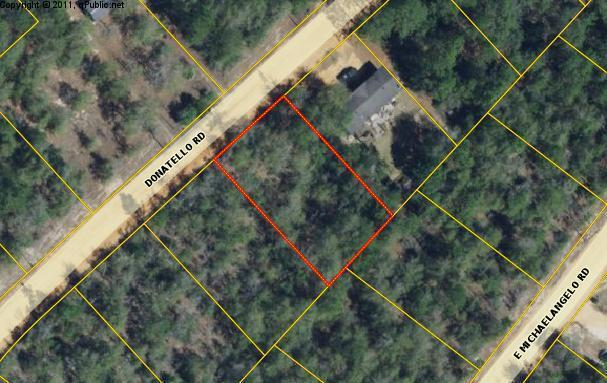 Lot 5 Donatello Road, Defuniak Springs, FL 32433 (MLS #823385) :: Classic Luxury Real Estate, LLC
