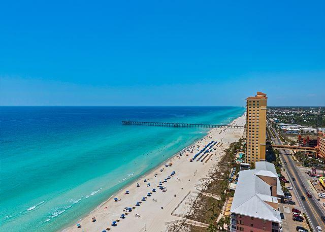 15625 Front Beach Road Unit 2111, Panama City Beach, FL 32413 (MLS #823407) :: ENGEL & VÖLKERS