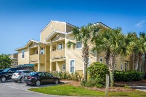 10 Silk Bay Drive #124, Santa Rosa Beach, FL 32459 (MLS #824921) :: RE/MAX By The Sea