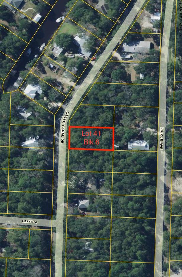 Lot 41 Little Canal Drive, Santa Rosa Beach, FL 32459 (MLS #825341) :: ResortQuest Real Estate