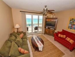 5115 Gulf Drive Unit 306, Panama City Beach, FL 32408 (MLS #826764) :: Keller Williams Emerald Coast