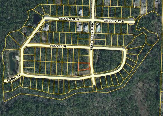 Lot 42 Bear Creek Boulevard, Freeport, FL 32439 (MLS #826907) :: Hammock Bay