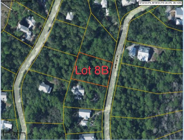 Lot 8B Amelia Lane, Santa Rosa Beach, FL 32459 (MLS #828496) :: ResortQuest Real Estate