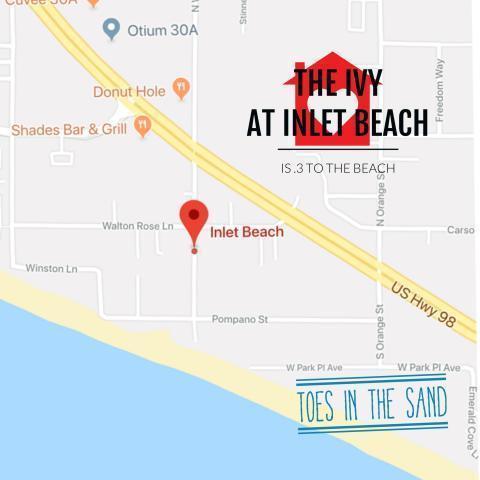 Lot 45 Valdare Lane, Inlet Beach, FL 32461 (MLS #828737) :: Counts Real Estate Group
