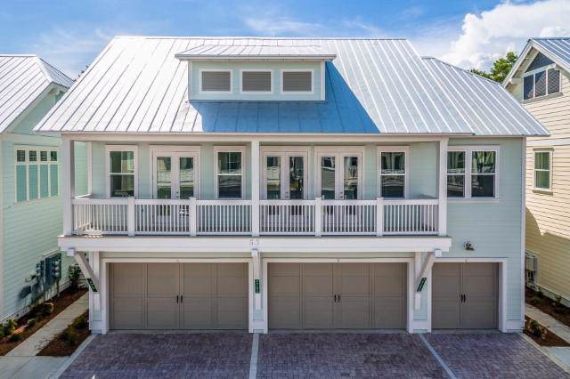 3 Milestone Drive 175 C, Inlet Beach, FL 32461 (MLS #831282) :: Berkshire Hathaway HomeServices Beach Properties of Florida