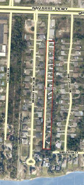 1736 Eagle Bay Lane, Navarre, FL 32566 (MLS #831500) :: Berkshire Hathaway HomeServices PenFed Realty