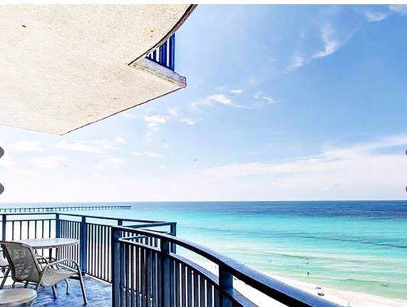 16701 Front Beach Road Unit 701, Panama City Beach, FL 32413 (MLS #831577) :: RE/MAX By The Sea