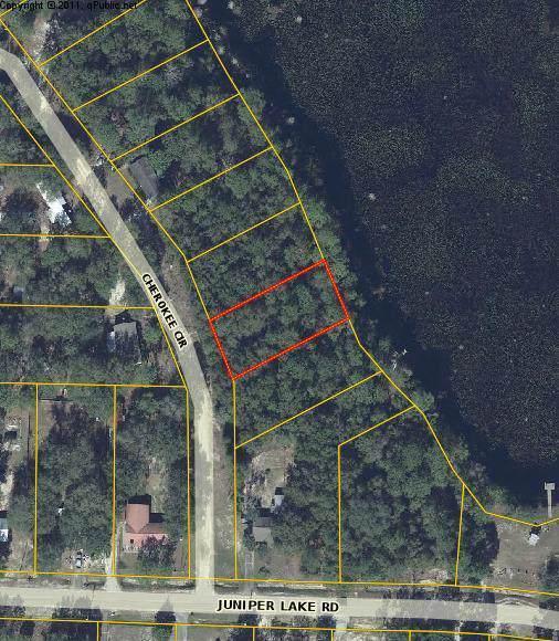 Lot 24 Cherokee Circle, Defuniak Springs, FL 32433 (MLS #831784) :: CENTURY 21 Coast Properties