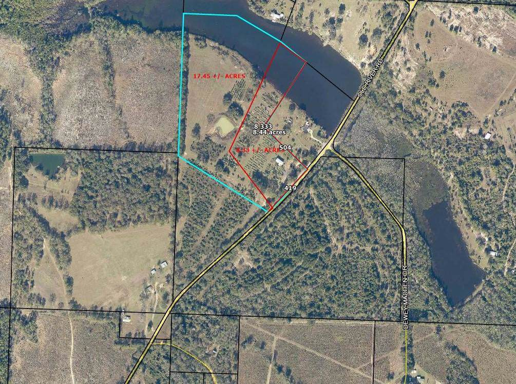 17 +/- Ac Old River Road - Photo 1