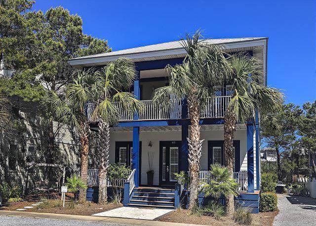 48 Beach Bike Way, Inlet Beach, FL 32461 (MLS #832424) :: ResortQuest Real Estate