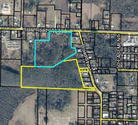 Land Hwy 177-A, Bonifay, FL 32425 (MLS #832685) :: ResortQuest Real Estate