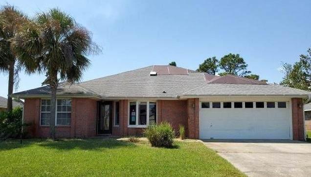 226 Hidden Pine Drive, Panama City Beach, FL 32408 (MLS #832856) :: Linda Miller Real Estate