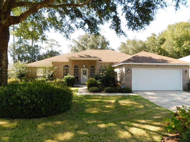 1406 Mark Twain Court, Niceville, FL 32578 (MLS #833126) :: ResortQuest Real Estate