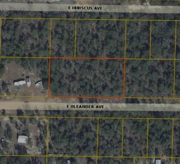 TBD E Oleander Avenue, Defuniak Springs, FL 32433 (MLS #833214) :: Classic Luxury Real Estate, LLC