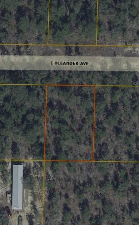 TBD E Oleander Avenue, Defuniak Springs, FL 32433 (MLS #833215) :: Classic Luxury Real Estate, LLC