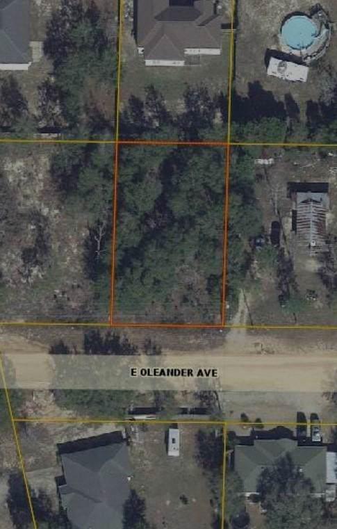 TBD E Oleander Avenue, Defuniak Springs, FL 32433 (MLS #833216) :: CENTURY 21 Coast Properties