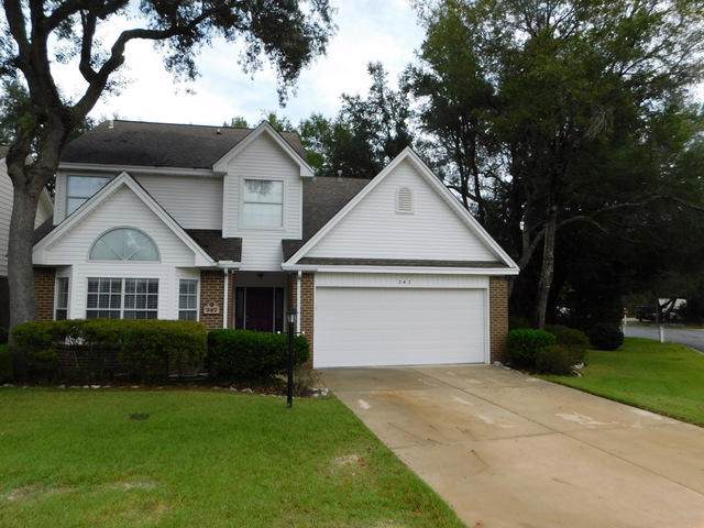 747 Putter Drive, Niceville, FL 32578 (MLS #833363) :: ResortQuest Real Estate