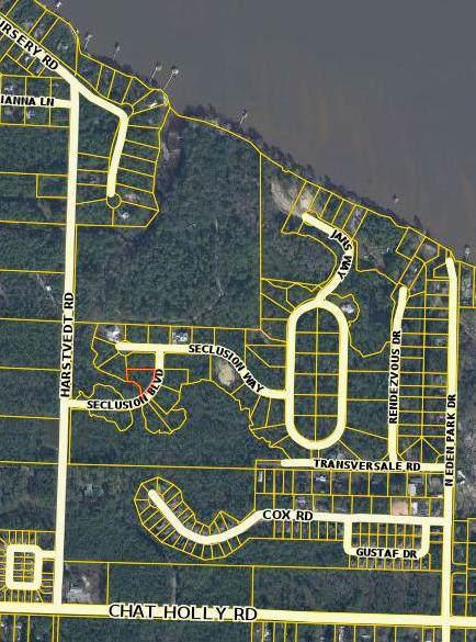 TBD Seclusion Boulevard, Santa Rosa Beach, FL 32459 (MLS #834195) :: Scenic Sotheby's International Realty