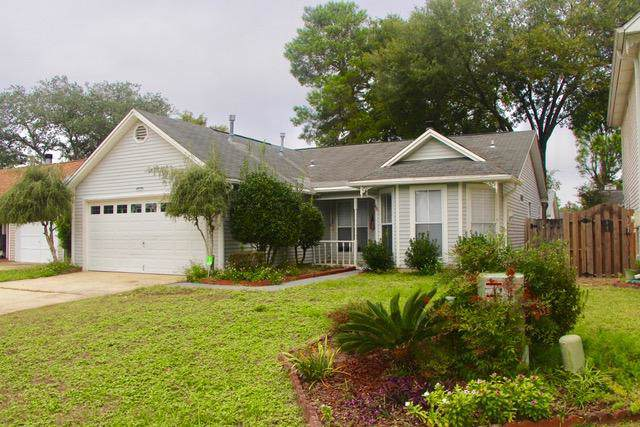109 Midland Court, Niceville, FL 32578 (MLS #835132) :: Berkshire Hathaway HomeServices Beach Properties of Florida