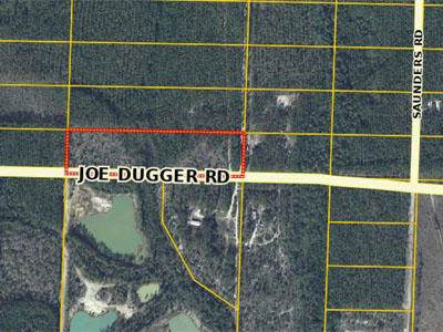 10 Acres Joe Dugger Road, Freeport, FL 32439 (MLS #835496) :: Classic Luxury Real Estate, LLC