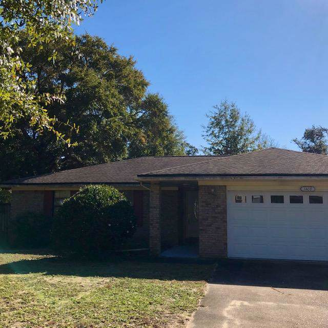 1408 29Th Street, Niceville, FL 32578 (MLS #836336) :: Watson International Realty, Inc.