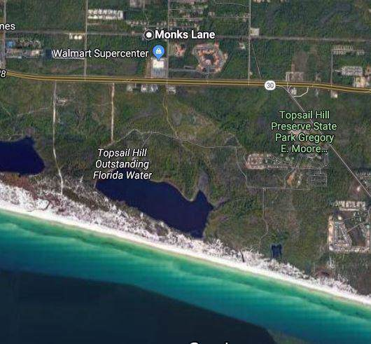 Lot4,5,6,7 W Monks Lane, Santa Rosa Beach, FL 32459 (MLS #836523) :: Better Homes & Gardens Real Estate Emerald Coast