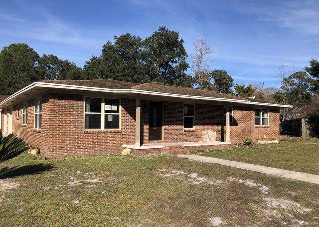 309 Doyce Drive, Fort Walton Beach, FL 32547 (MLS #836734) :: Berkshire Hathaway HomeServices PenFed Realty