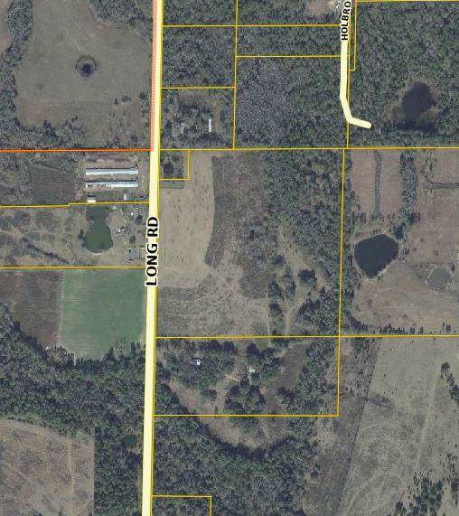XXXX Long Road, Laurel Hill, FL 32567 (MLS #836789) :: CENTURY 21 Coast Properties
