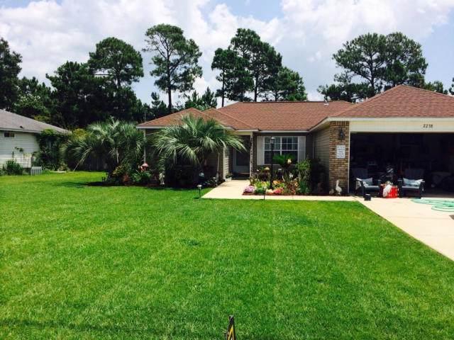2238 Whispering Pines Boulevard, Navarre, FL 32566 (MLS #837011) :: ResortQuest Real Estate