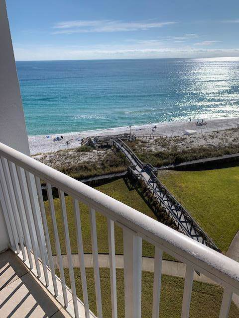 900 Gulf Shore Drive #1085, Destin, FL 32541 (MLS #837218) :: Linda Miller Real Estate