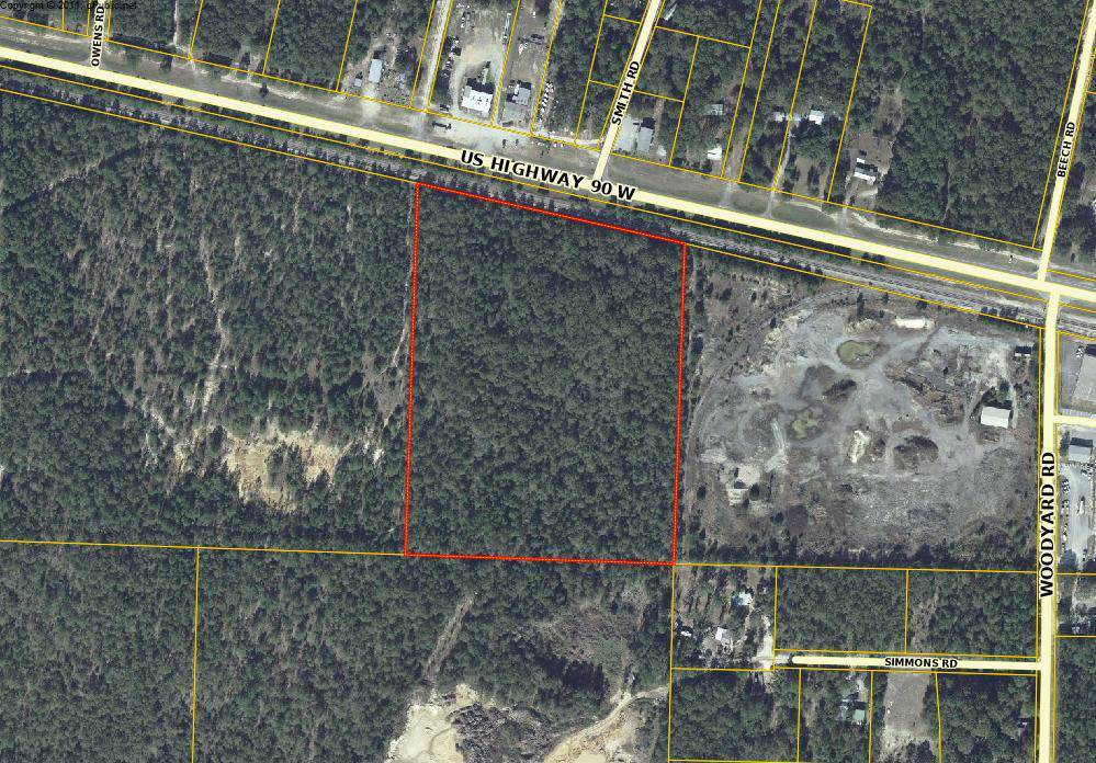 22 acres Hwy 90 West - Photo 1