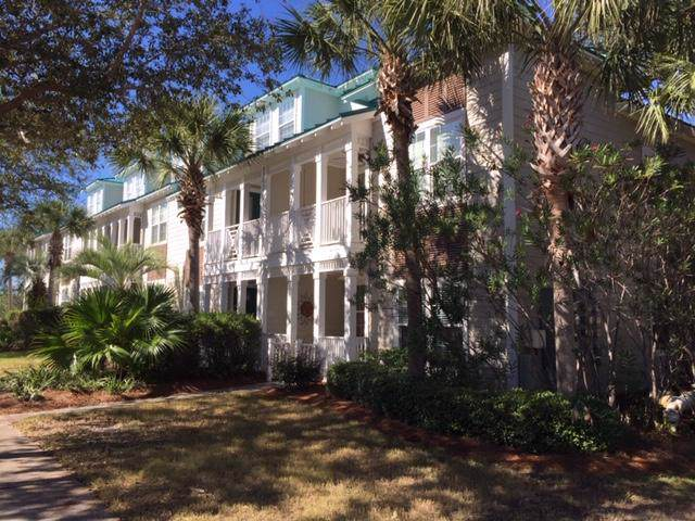 86 Village Boulevard Unit 422, Santa Rosa Beach, FL 32459 (MLS #838242) :: Hilary & Reverie