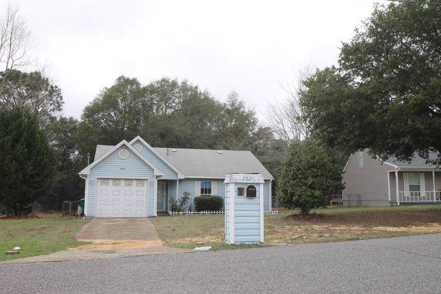 2826 Penney Lane, Crestview, FL 32539 (MLS #838334) :: The Premier Property Group