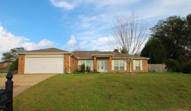 471 Jillian Drive, Crestview, FL 32536 (MLS #838392) :: The Premier Property Group