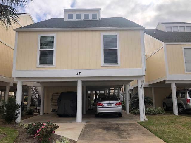 775 Gulf Shore Drive Unit 37, Destin, FL 32541 (MLS #839098) :: Scenic Sotheby's International Realty