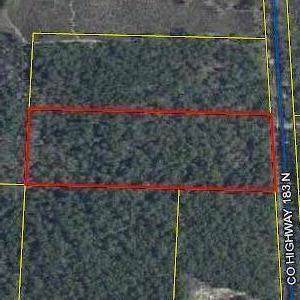 7.5 Ac off N Co Hwy 183, Defuniak Springs, FL 32433 (MLS #839590) :: Keller Williams Emerald Coast