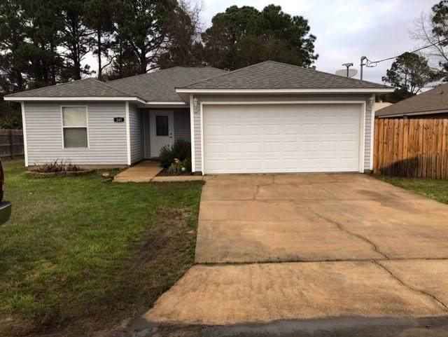 245 Terrance Lane, Mary Esther, FL 32569 (MLS #840927) :: Berkshire Hathaway HomeServices Beach Properties of Florida