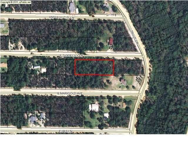 4 LOTS Tigerlily Lane, Defuniak Springs, FL 32433 (MLS #841095) :: Luxury Properties on 30A