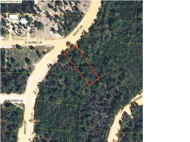 LOT 28 Trout Drive, Defuniak Springs, FL 32433 (MLS #841097) :: ResortQuest Real Estate