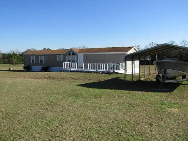 3090 Jack Road, Laurel Hill, FL 32567 (MLS #841105) :: Classic Luxury Real Estate, LLC