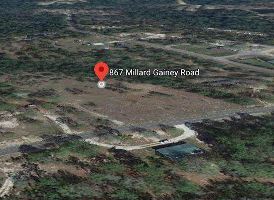 867 Millard Gainey Road, Defuniak Springs, FL 32435 (MLS #842354) :: Scenic Sotheby's International Realty