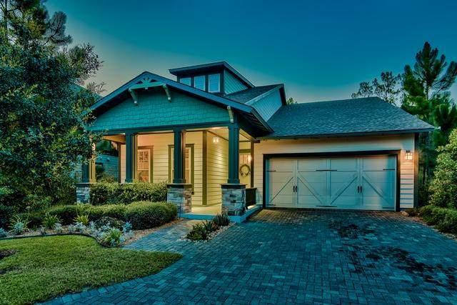 1511 Little Hawk Lane, Panama City Beach, FL 32413 (MLS #842965) :: Counts Real Estate Group