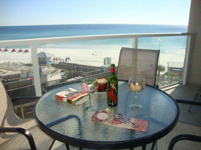 4256 Beachside 2 Unit 256, Miramar Beach, FL 32550 (MLS #842967) :: Keller Williams Emerald Coast