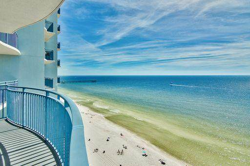 16701 Front Beach Road Unit 1604, Panama City Beach, FL 32413 (MLS #843053) :: Linda Miller Real Estate