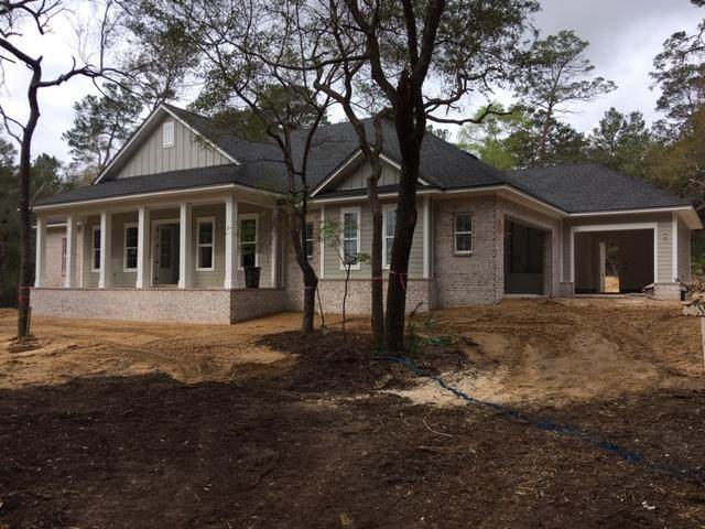 2839 Edgewater Drive, Niceville, FL 32578 (MLS #843593) :: RE/MAX By The Sea