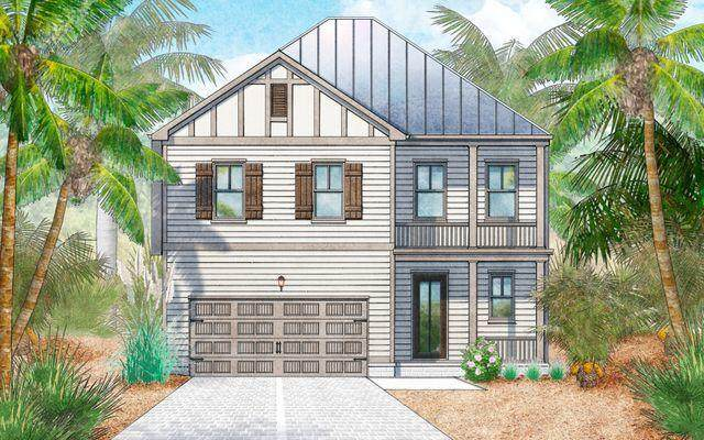 Lot 125 Grande Pointe Circle, Inlet Beach, FL 32461 (MLS #843892) :: Berkshire Hathaway HomeServices Beach Properties of Florida