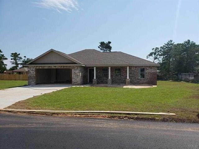 5379 Longhorn Trail, Gulf Breeze, FL 32563 (MLS #844060) :: Classic Luxury Real Estate, LLC