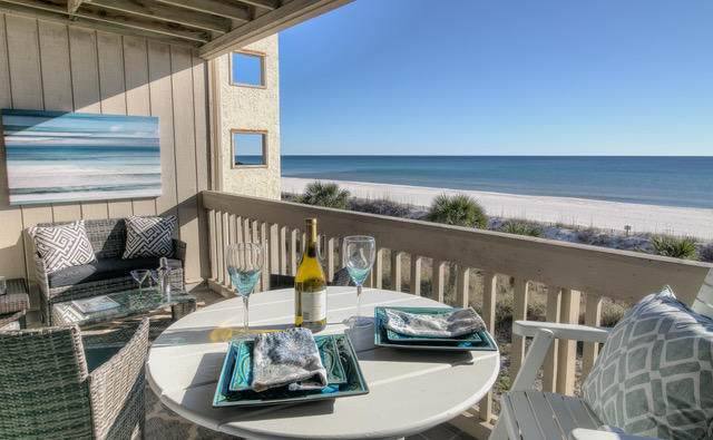 23011 Front Beach Road E-47, Panama City Beach, FL 32413 (MLS #844321) :: The Beach Group