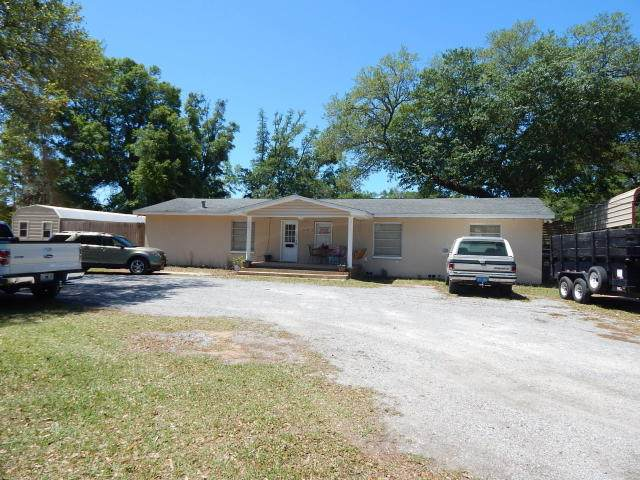 4791 Keyser Lane, Pace, FL 32571 (MLS #845370) :: Somers & Company