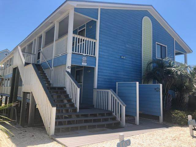 63 Sandy Lane Unit 102, Santa Rosa Beach, FL 32459 (MLS #845613) :: Linda Miller Real Estate